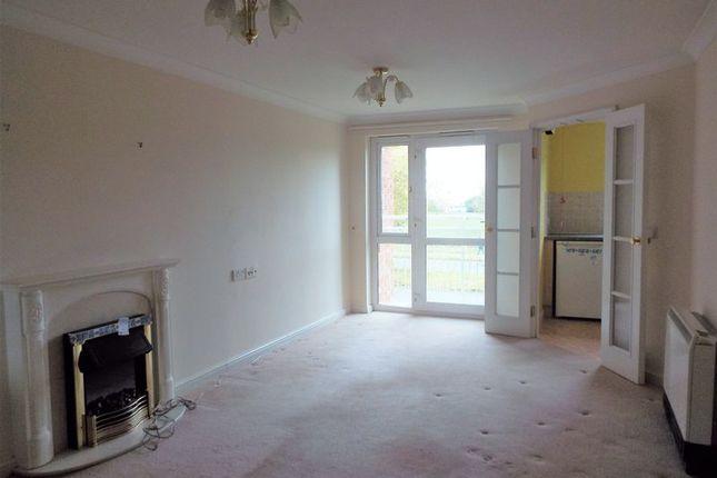 Living Room of Grangeside Court, Brabourne Gardens, North Shields NE29