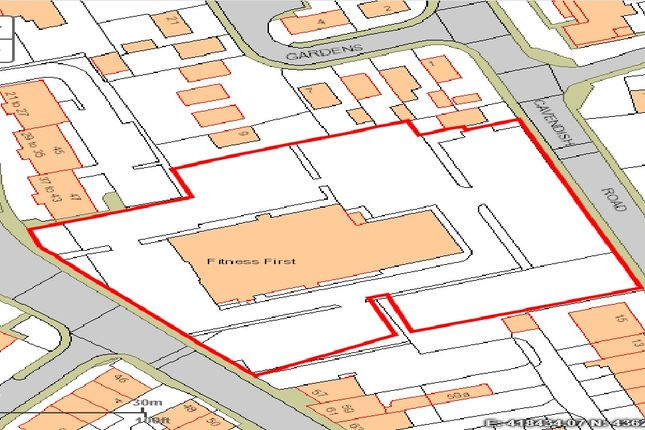 Thumbnail Land for sale in Cavendish Road, Bradford