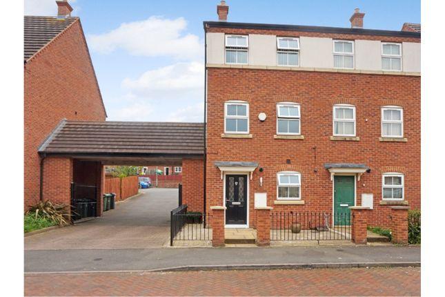 Thumbnail Semi-detached house for sale in Deerstalker Square, Birmingham
