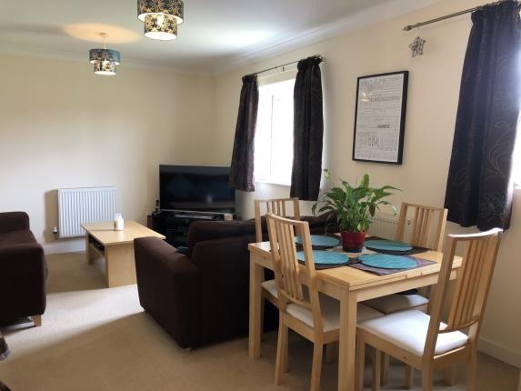 Lounge of ., Basingstoke, Hampshire RG22
