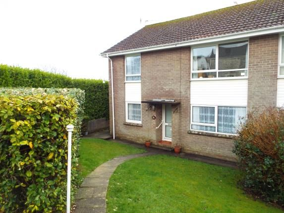Thumbnail Flat for sale in St. Austell, Cornwall