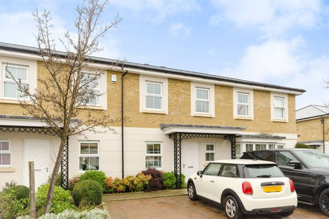 Thumbnail Terraced house to rent in Vallings Place, Surbiton