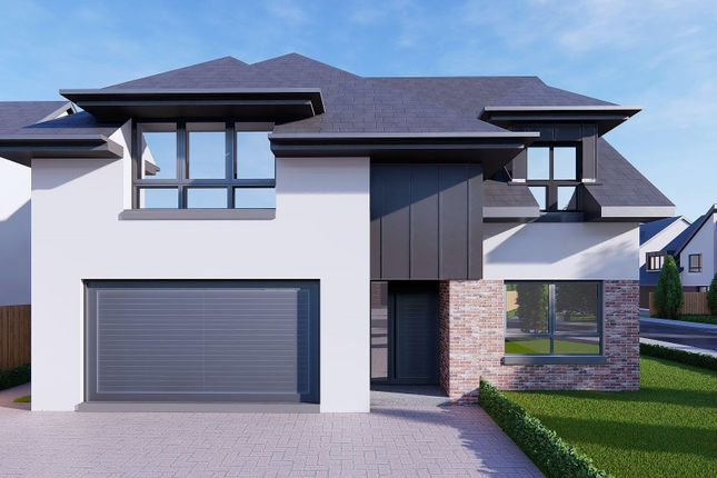 5 bed detached house for sale in Plot 5 The Clyde, Clyde Gardens, Garrion Bridge ML9