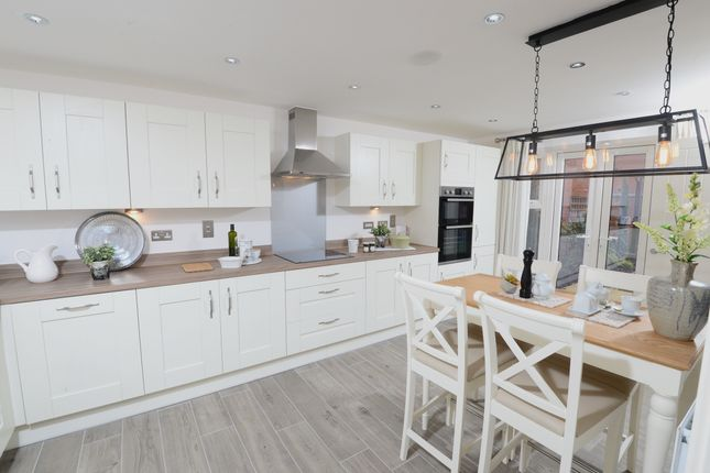 Thumbnail Detached house for sale in Ashby Road, Tamworth