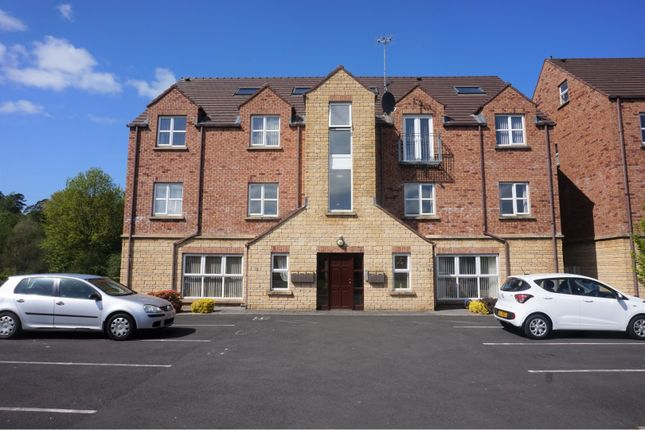 Thumbnail Flat for sale in Alexandra Park, Antrim
