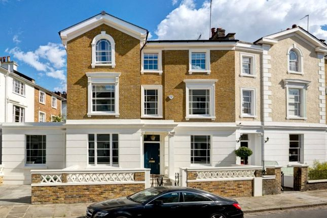 Thumbnail End terrace house for sale in St. Marks Crescent, London