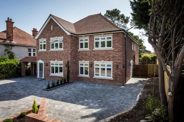 Thumbnail Semi-detached house for sale in Kings Crescent, Canford Cliffs, Poole