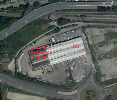 Thumbnail Light industrial to let in Cramic Business Park, Cramic Way, Port Talbot
