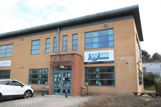 Thumbnail Office for sale in Unit 7 Concept Park, Innovation Close, Poole