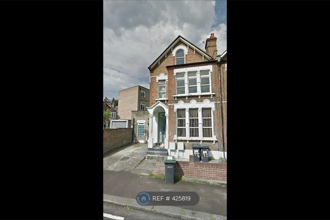 Thumbnail Maisonette to rent in Halesworth Road, London