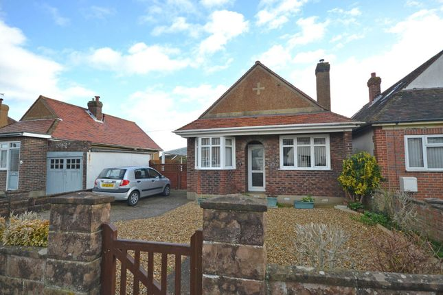 Thumbnail Detached bungalow for sale in Manor Lane, Selsey