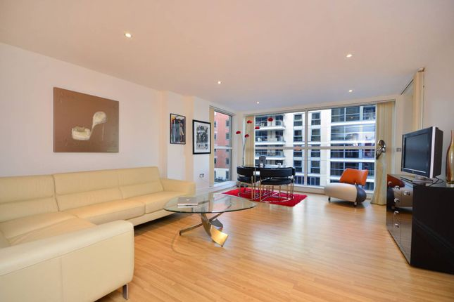 Thumbnail Flat for sale in Lensbury Avenue, Imperial Wharf, London