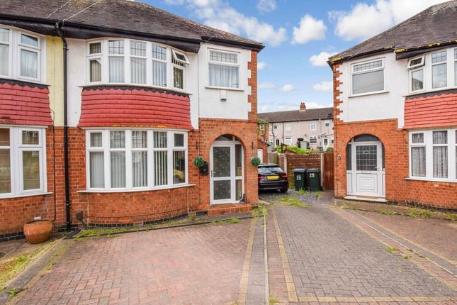 3 bed semi-detached house for sale in Hollow Crescent, Radford, Coventry CV6