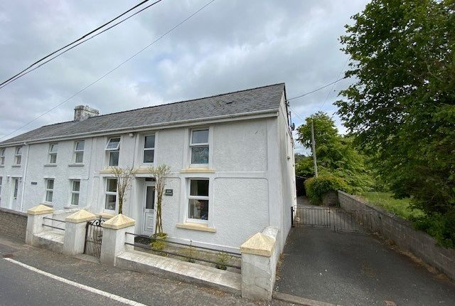 Thumbnail Semi-detached house for sale in Ty Mawr, Llanybydder