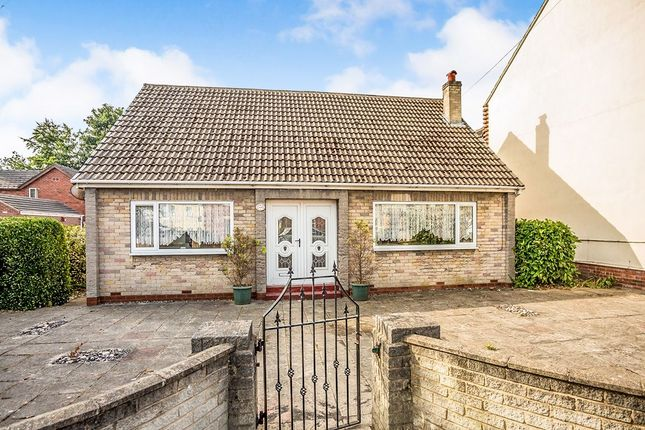 Thumbnail Bungalow for sale in Jalma Moss Road, Askern, Doncaster