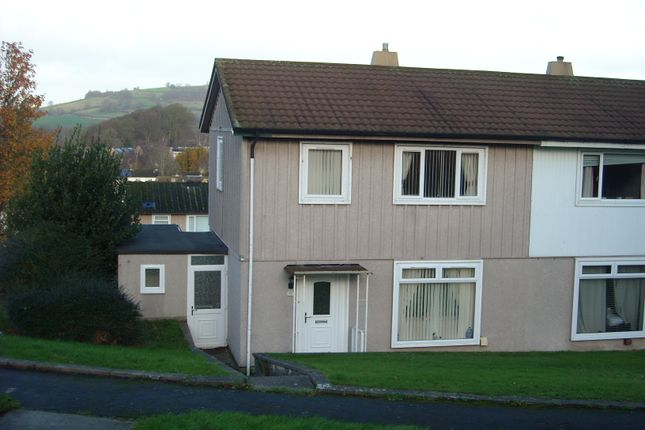 Thumbnail Semi-detached house to rent in Shaws Way, Bath