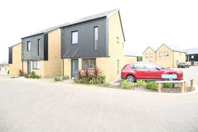 Thumbnail Property for sale in Bunting Street, Newhall, Harlow