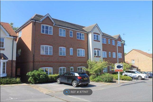 Thumbnail Flat to rent in Borough Bridge, Oakhill, Milton Keynes