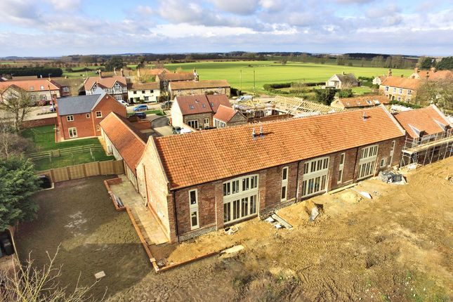 Thumbnail Barn conversion for sale in Station Road, Docking, King's Lynn