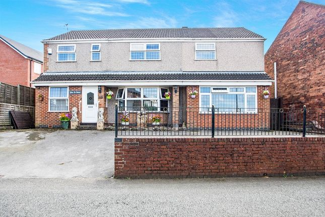 Thumbnail Detached house for sale in Nook End Road, Heanor, Derbyshire