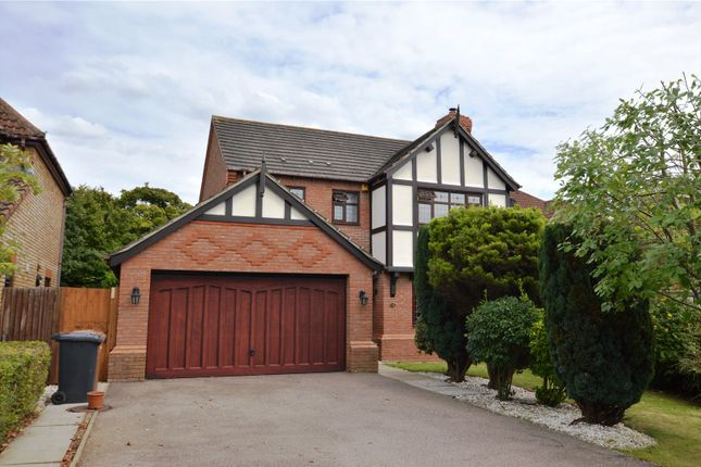4 bed detached house for sale in Cutlers Close, Thorley, Bishop's Stortford
