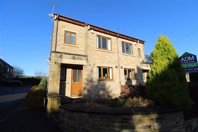 Thumbnail Semi-detached house for sale in Cowlersley Lane, Broad Oak, Huddersfield