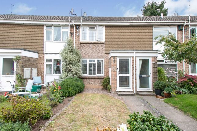 Thumbnail Terraced house for sale in Curlew Close, Ferndown