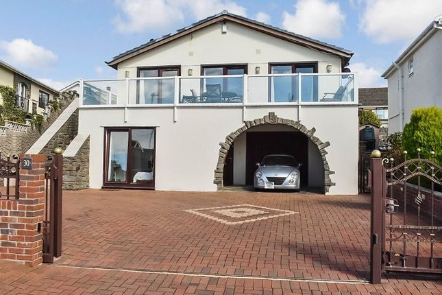 Thumbnail Detached house for sale in Marine Drive, Ogmore-By-Sea, Bridgend.