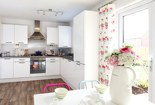 "Thumbnail Terraced house for sale in ""Argyll End"" at Old Lang Stracht, Kingswells, Aberdeen"