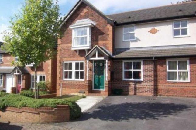 Thumbnail Semi-detached house to rent in Douglas Villas, Durham