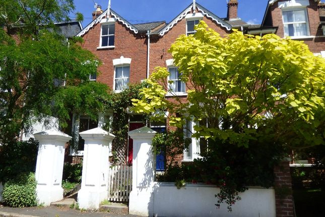 Thumbnail Flat to rent in Alexandra Terrace, Exeter