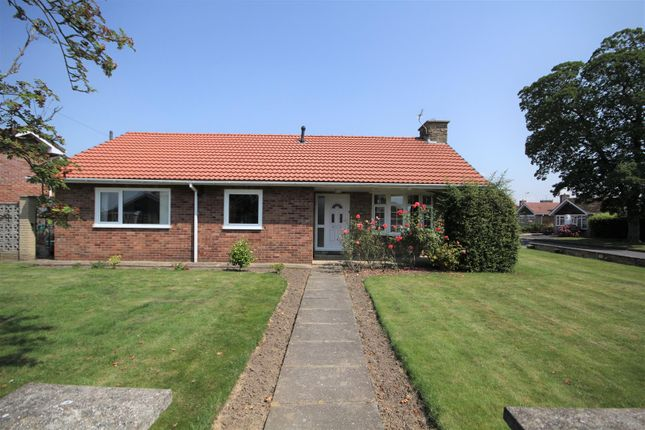 Thumbnail Detached bungalow for sale in Spring Bank Avenue, Dunnington, York