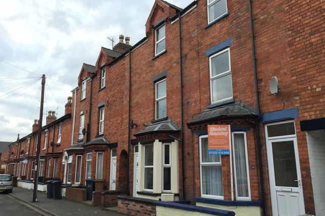 Thumbnail Terraced house to rent in Abbot Street, Lincoln