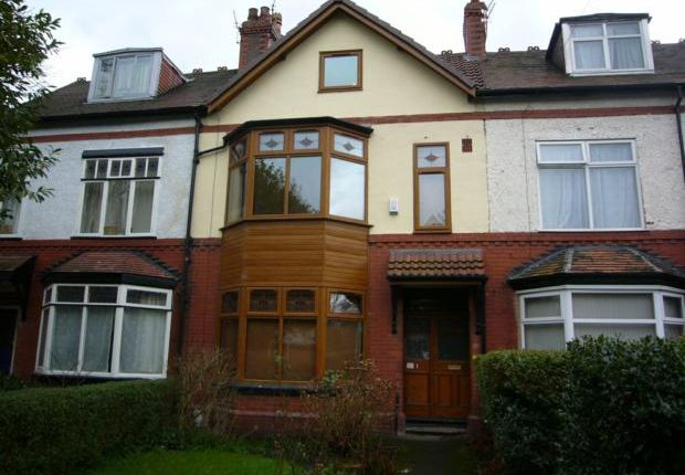 Thumbnail Semi-detached house to rent in Whalley Road, Whalley Range