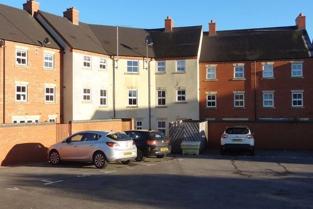 Thumbnail Flat for sale in Chartley, Balance Street, Uttoxeter