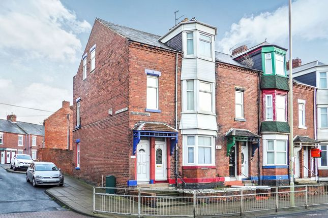 Thumbnail Maisonette for sale in Thornton Avenue, South Shields