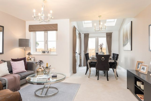 """Thumbnail Semi-detached house for sale in """"Jenhurst"""" at Chaloner Way, Newmarket"""