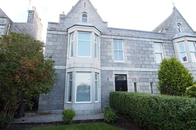 Thumbnail Flat to rent in Fountainhall Road, Aberdeen