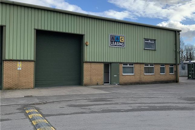 Thumbnail Warehouse to let in Unit C1, Ty Verlon Industrial Estate, Cardiff Road, Barry, Barry