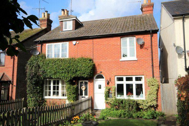 Thumbnail Property to rent in Friday Street, Warnham, Horsham