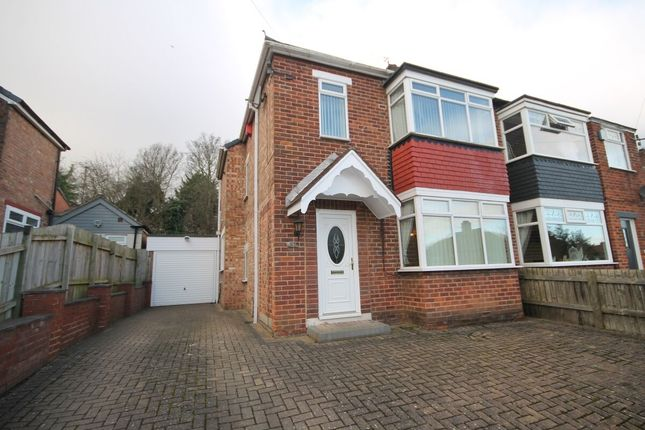 3 bed semi-detached house for sale in Kilburn Road, Stockton-On-Tees TS18
