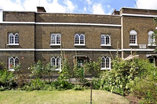 Thumbnail Property to rent in St. Georges Cottages, Glasshill Street, London