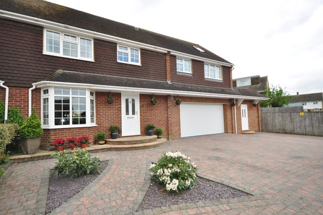 Thumbnail Semi-detached house to rent in Pine Close, Larkfield, Aylesford