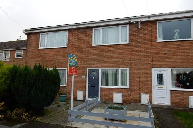 Thumbnail Terraced house to rent in Grayrigg Drive, Morecambe