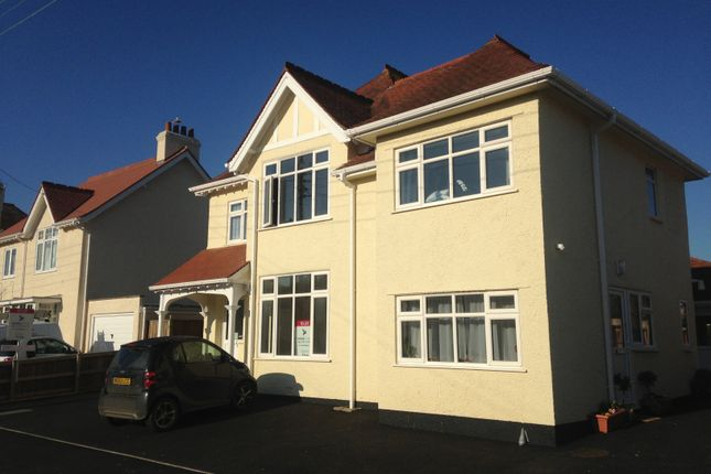 Thumbnail Duplex to rent in 14 Meadow Road, Seaton