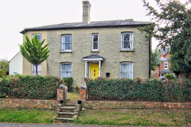Thumbnail Detached house for sale in St. Peters Street, Duxford, Cambridge
