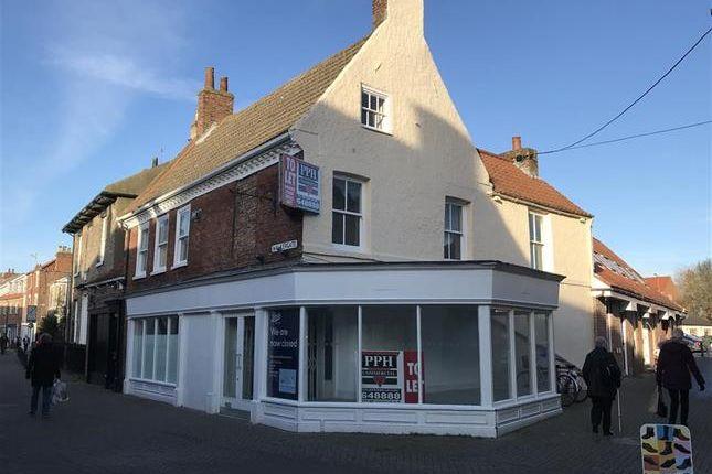 Thumbnail Retail premises to let in 117-119 Walkergate, Beverley