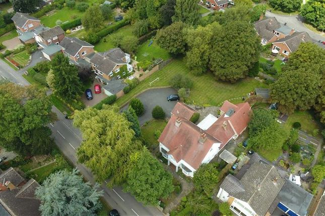 Thumbnail Detached house for sale in Leamington Road, Long Itchington, Southam, Warwickshire