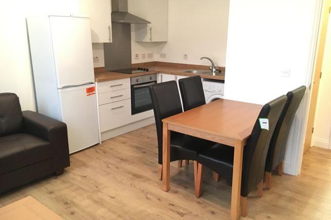 Thumbnail Flat to rent in Great Charles Street Queensway, Birmingham