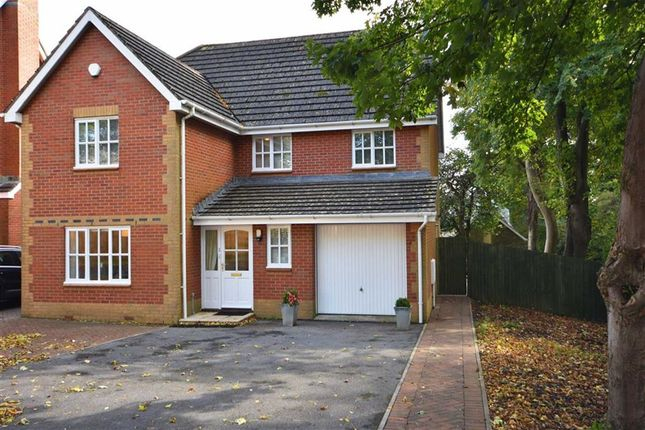 Thumbnail Detached house for sale in Brangwyn Court, Sketty, Swansea